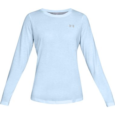 Under Armour® Women's Threadborne Train Twist Long-Sleeve Top