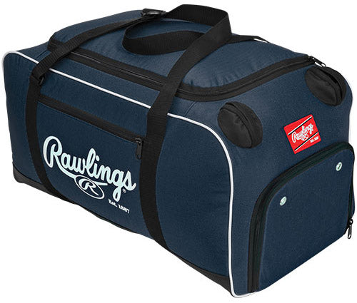 Rawlings Covert Custom Baseball /Softball Bat Duffel Bag