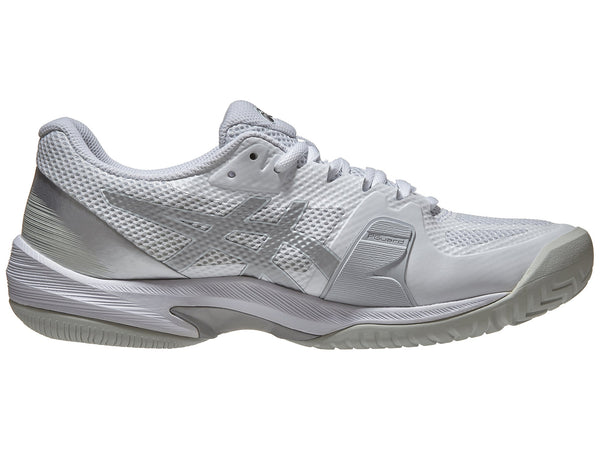 Asics Court Speed FF White/Silver Men's Shoes