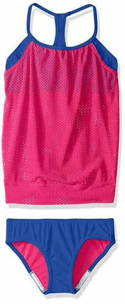 Speedo Girls Blouson Tankini