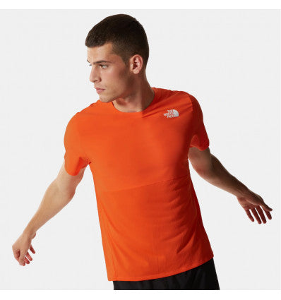 The North Face True Run Short-Sleeve Shirt