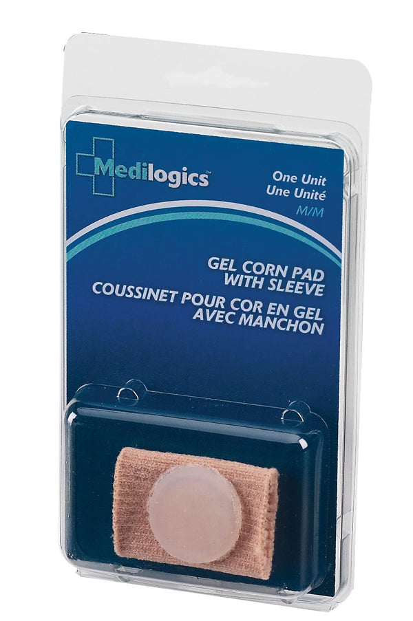 Gel Corn Pad with Sleeve