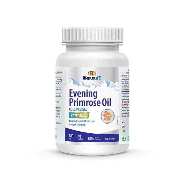 Evening Primrose Oil Softgel 500 mg - Healthcare Shops