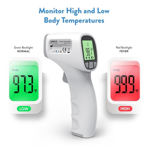 Infrared Touchless Thermometer - Healthcare Shops