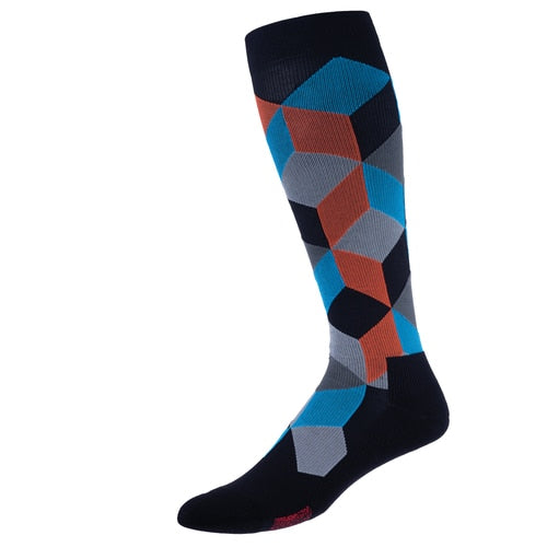 VOXX THERAPY Medical Compression Knee-High Sock (20-30 mmHg)