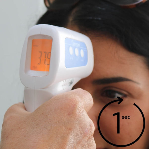 Non Contact Infrared Thermometer - Healthcare Shops