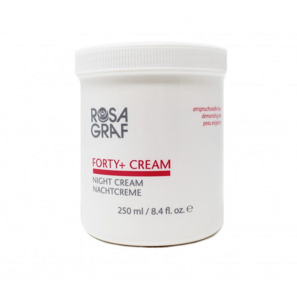 Rosa Graf - Forty+ Night Cream - Healthcare Shops