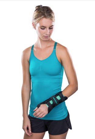 AirCast®  A2™ Wrist Brace with Thumb Spica - Healthcare Shops