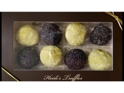 Gourmet Lemon and Rum Truffles Giftbox