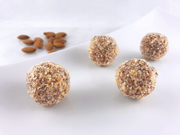 Keto Almond Energy Protein Balls Fat Bombs 4/8