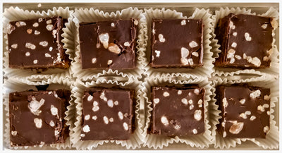 Salted Caramel Chocolate Bar Gift Box