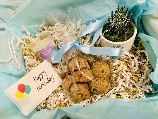 Giftbox Set (Paleo Chocolate Chip Cookies)