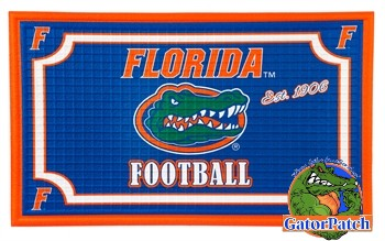 Embossed Door Mat-Florida