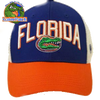 Florida Gators Cap- Over Arch 3D Logo Mesh Back
