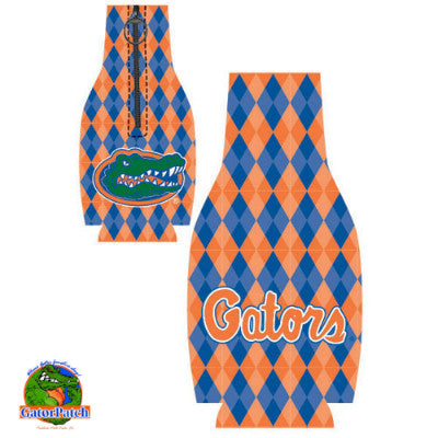 Gators Bottle Hugger - Argyle