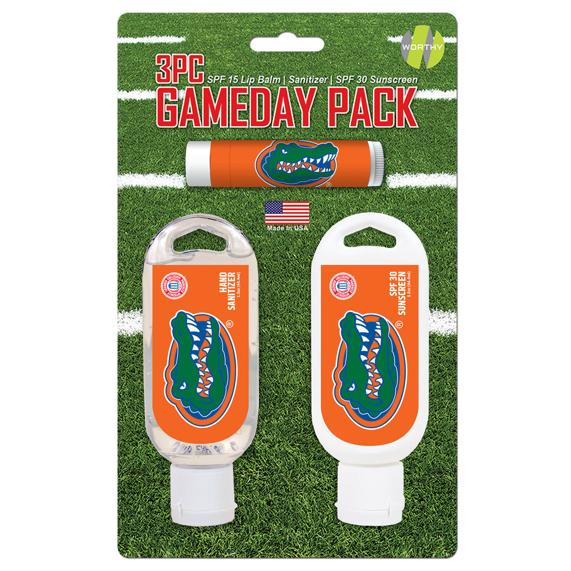 Hand Sanitizer Gameday Pack