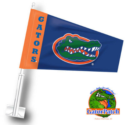 Gators Logo Car Wind Sock