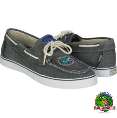 Florida Gators Canvas Deck Shoe