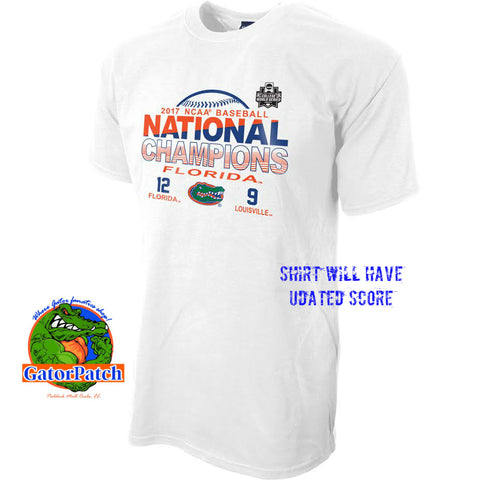 Gators National Champions Clasher Tee