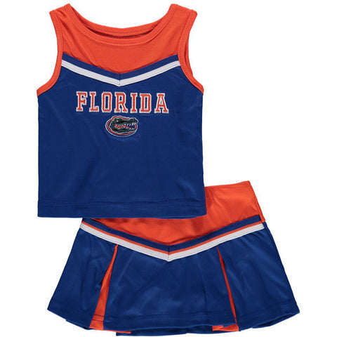 Gators Infant-Toddler Cheerleader Outfit