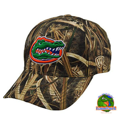 Gators Crew Max Realtree Camo Hat
