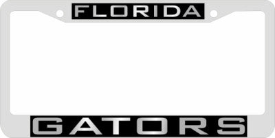 Florida Gators License Frame