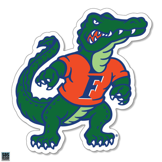Standing Gator Decal