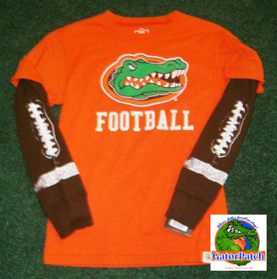 Football Sleeve Tee