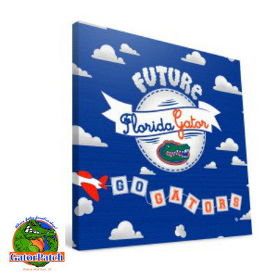 Future Gator Canvas Print