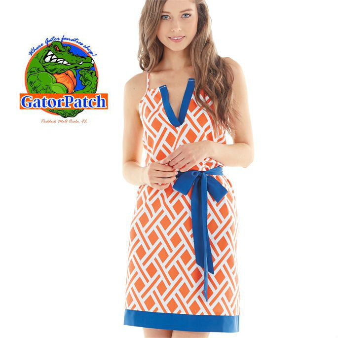 MudPie Game Day Dress