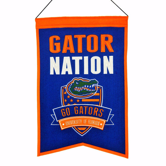 Gator Nation Banner
