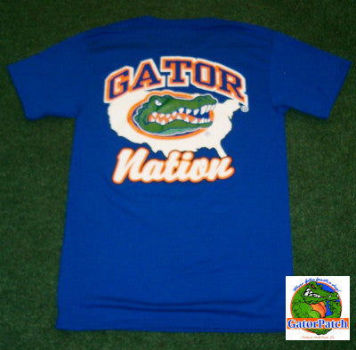 Gator Nation Tee