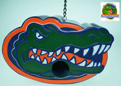 Gators Bird House