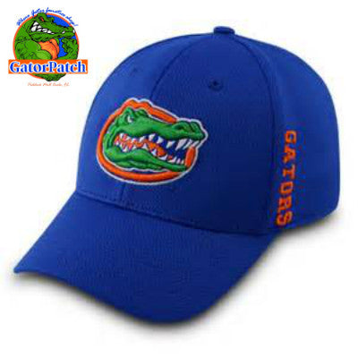 Gators Booster Plus Royal Blue Cap