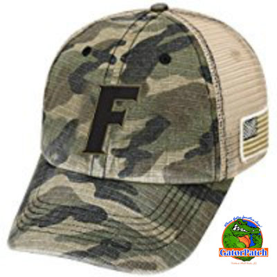 Hats - GatorPatch Gator Golf Cart Silhoette on