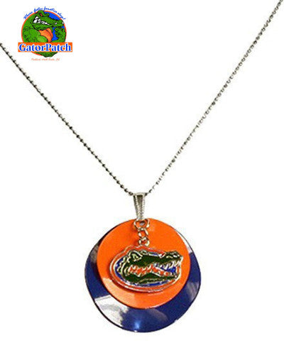 Gators Pride Necklace