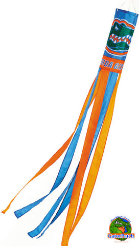 Gators Windsock with Streamers