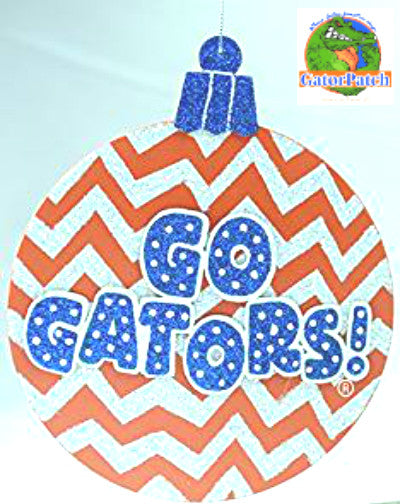 Go Gators Ornament