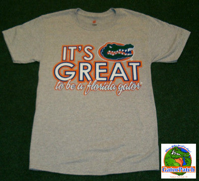 Great to be a Gator Tee