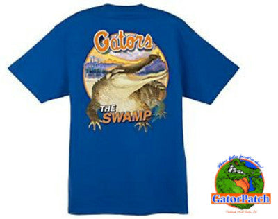 JUST IN!  NEW Guy Harvey The Swamp Tee