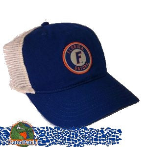 Florida Gators Cap- Snap Back Mesh Back Annex