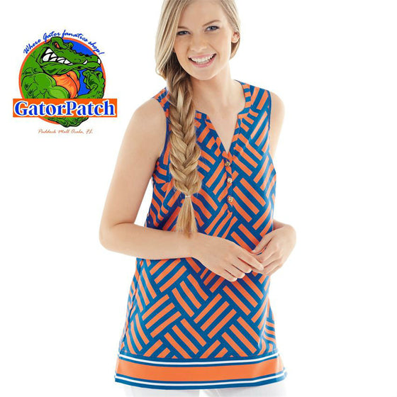 Helmet Stripe Game Day Tunic