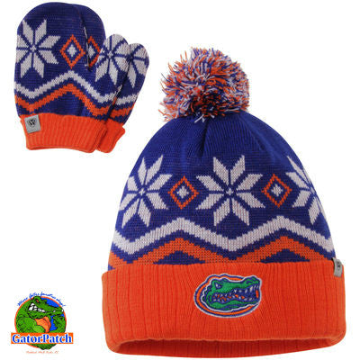 38255f743a0 Toddler Stocking Cap   Mittens - GatorPatch