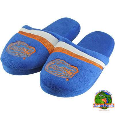 Ladies Glitter Gator Slippers