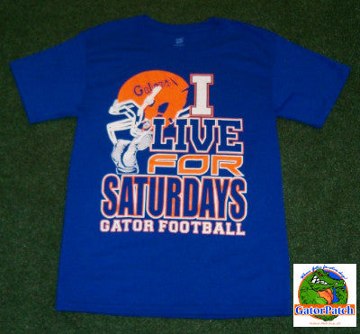 Live for Saturdays Tee