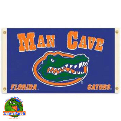 Man Cave Wall Flag