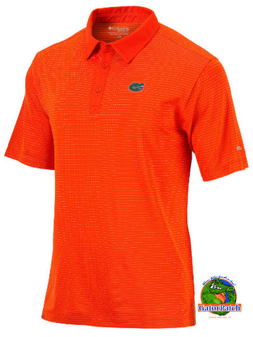 Omni-Wick Sunday Polo - Orange