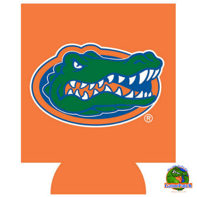 Gators Logo Can Hugger - Orange