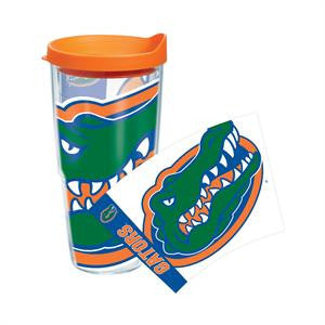 Gators Colossal 24 oz Tervis