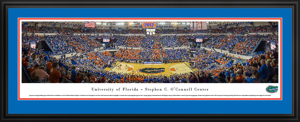 Deluxe Panoramic O'Connell Center